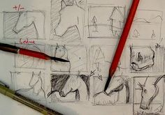 How to Draw Tips, What are thumbnail sketches? How to use them – Hildur.K.O