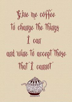 Funny Coffee Quote | | 10 Quotes That Capture How We Feel About Coffee | Huffington Post