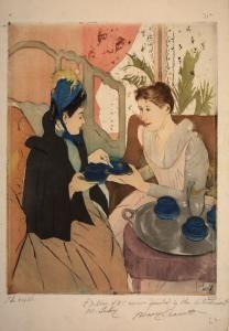 Mary Cassatt