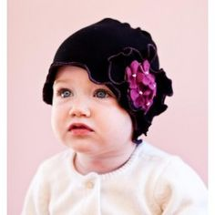 I love vintage hats! But this one is so classy and adorable!