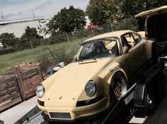 German Classics, Porsche, 911, RSR, Outlaw CAE, Stance, Racing