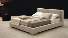 Minimalist bedroom design.