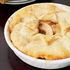 Reap the rewards of your apple-picking efforts with this bubbling, sweet dessert that captures all the flavors of autumn. Get the recipe for Deep-Dish Apple Cobbler »  - GoodHousekeeping.com