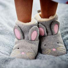 - Kids Slippers - Ideas of Kids Slippers - Mini Boden Novelty Slippers. Toddler Girl Outfits, Toddler Fashion, Kids Outfits, Kids Fashion, Kids Slippers, Bunny Slippers, Boden Clothing, Kids Pjs, Girls Dress Shoes