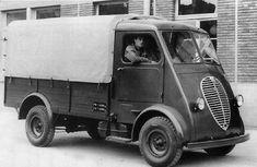 Peugeot DMA - furgoni vintage - a cabina avanzata – dannatavintage