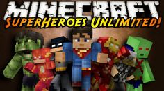 """How to install:  Download and install Minecraft Forge. Download the Superheroes Unlimited Mod from link below. Go to .minecraft/mods folder. If the """"mods"""" folder does not exist you can create one. Windows – Open the Start menu and select Run, or press the Windows key + R. Type (without quotes) """"%appdata%\.minecraft\mods"""" and press Enter. OS X – Open the Go menu in Finder and select """"Go to Folder"""". Type (without quotes) """"~/Library/Application Support/minecraft/mods"""" and press Return. Copy"""