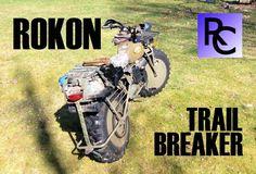 Rokon girl trailbreaker on