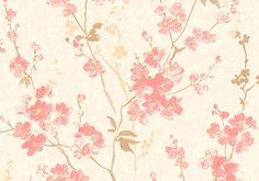Tapeta ścienna w kwiaty Pastel Florals PS-04-02-7 Grandeco