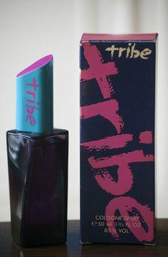Tribe Cologne 50 Ml Parera Coty Spray Vintage Original 90s Women EDT NIB