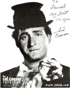 Sid Caesar - RIP