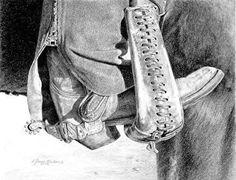 Western Art, Combat Boots, Drawing, Romance, Drawing Drawing, Romance Film, Romances, Sketches, Drawings