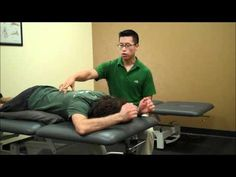 Lower and Middle Trapezius Exercises - YouTube