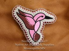 Hummingbird Barrette with Crystal Banding | Northland Visions