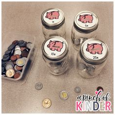 A Pinch of Kinder: Canadian Coin Centre: Coin Drop