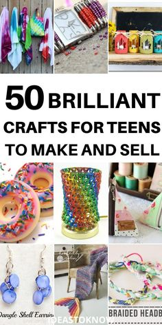 Kids Crafts To Sell, Diy Crafts For Teen Girls, Arts And Crafts For Teens, Crafts For Teens To Make, Easy Arts And Crafts, Diy Crafts For Kids, Teen Diy, Craft Ideas, Ava