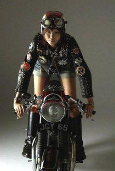 www.wstrncv.com hotchickswithmotorcycles: chicksonmotorcycles: (via fashionserialkiller)