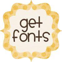 Free font downloads!