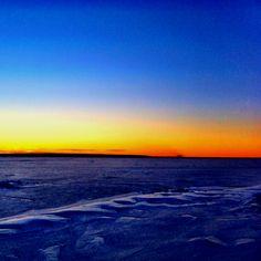 Northern Alberta...lake & big sky