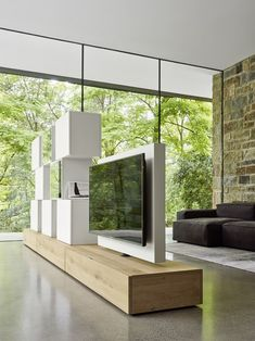 Best Simple Modern TV Stand Design Ideas for Your Home . Best Simple Modern TV Stand Design Ideas for Your Home Tv Stand Ideas For Small Spaces, Stand Design, Modern Tv Stand, Living Room Tv, Modern Room, Tv Stand Room Divider, Living Room Tv Stand, Tv Stand Designs, Modern Room Divider