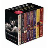 Sookie Stackhouse novels aka the True Blood books