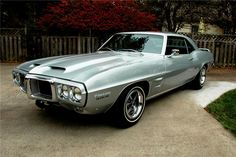 1969 PONTIAC FIREBIRD TRANS AM PROTOTYPE - Barrett-Jackson Auction Company - World's Greatest Collector Car Auctions