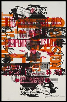 Letterpress Prints // David Carson design and art Typography Inspiration, Graphic Design Inspiration, Typography Design, David Carson Design, Mises En Page Design Graphique, Typo Poster, Deconstructivism, Vintage Poster, Print Layout