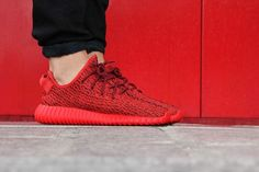 e16470015d75 Word has it that adidas and Kanye West have no plans of revisiting the Red  October concept of Nike Air Yeezy 2 fame to style their Yeezy Boost Sneaker