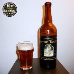 La classique parmi les bières bretonnes, la Cervoise Lancelot ! http://www.bieresbretonnes.fr/portfolio-item/cervoise-lancelot/