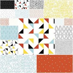 Creative Rockstar Fat Quarter Bundle
