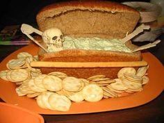 Bread Dip Grave
