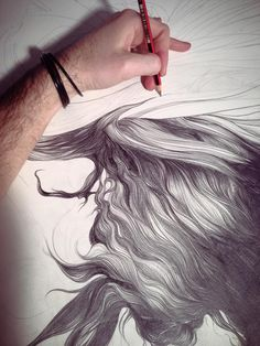 Amazing, I have the most trouble with the hair.