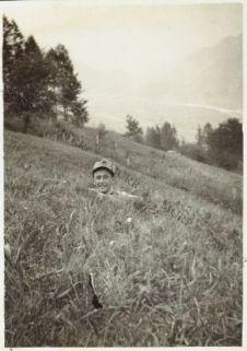 Soldato in trincea 1916