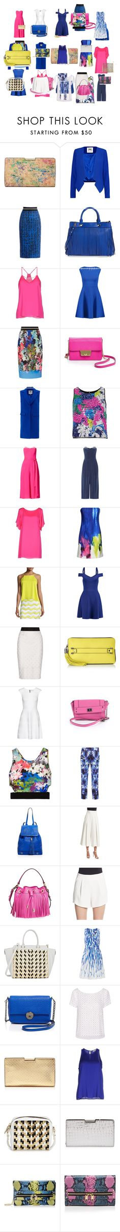 """Untitled #3582"" by luciana-boneca on Polyvore featuring Milly"
