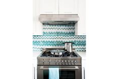 marin kitchen 2 - Ocean Palette | California Home + Design love these tiles