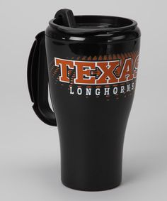 Take a look at this Texas 16-Oz. Roadster Travel Mug on zulily today!