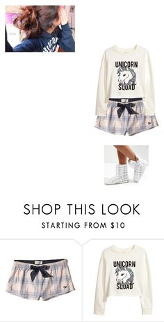 """""""Untitled #542"""" by terismithashton on Polyvore featuring Hollister Co. and H&M"""