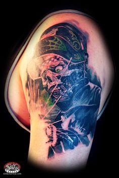 welder zombie