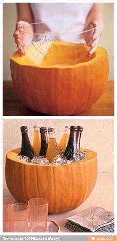 For Halloween parties