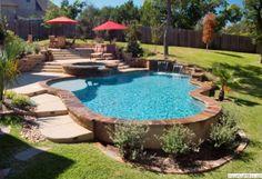 Pool Designs | Freeform, Geometric, Vanishing Edge
