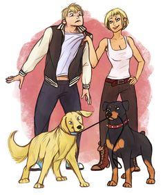 Haikyuu dogs