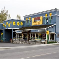 I love The Old Cannery Furniture Warehouse! Voted Best destination furniture store in Western Washington :)  Sumner, WA