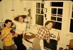 1950's fun kitchen - Bing Images
