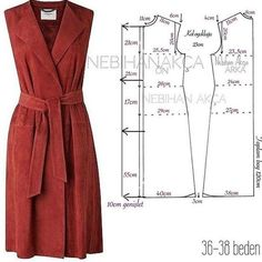 Amazing Sewing Patterns Clone Your Clothes Ideas. Enchanting Sewing Patterns Clone Your Clothes Ideas. Fashion Sewing, Diy Fashion, Fashion Dresses, Fashion Hacks, Fashion Flats, Korean Fashion, Fashion Tips, Dress Sewing Patterns, Clothing Patterns