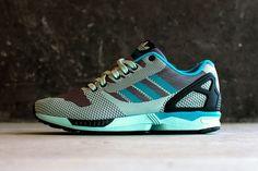#adidas ZX Flux Weave Onix/fROMIN #sneakers