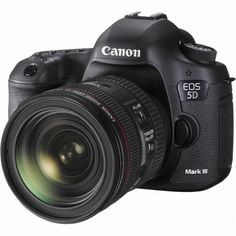 Canon EOS 5D Mark III DSLR Camera with 24-70mm Lens- THIS one! : ) First Choice! with the 50mm lense