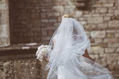 Stunning VEIL photo (Bridal Veil: Joyce Jackson) - English Country Wedding from Jay Rowden