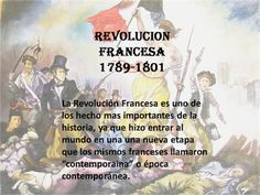 JULIANA ORTEGA: REVOLUCION FRANCESA