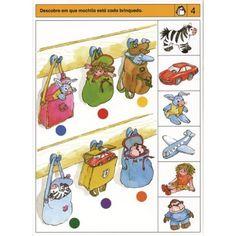 Teaching Kindergarten, Preschool Learning, Kindergarten Worksheets, Autism Activities, Toddler Learning Activities, Sequencing Cards, Sequencing Activities, Visual Perception Activities, Educational Games For Kids
