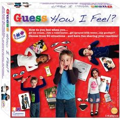 Guess How I Feel Game - Scholar's Choice Teachers Store