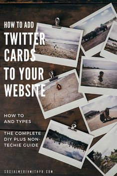 How to Add Twitter Cards to your Website? A Complete Guide
